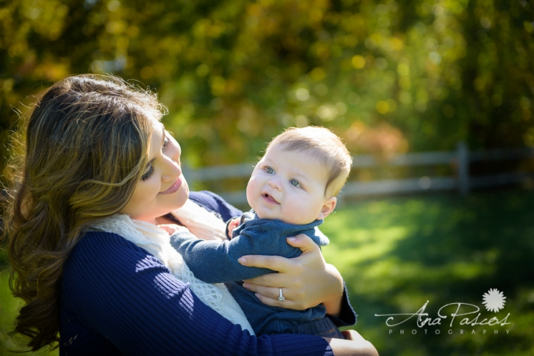 Stunning Mother and son portrait by Top Toronto Family Photographer